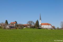 Cornelia_Schmieg_Bayrisches_Dorf