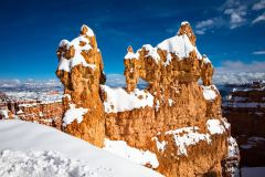Bryce Canyon im Winter