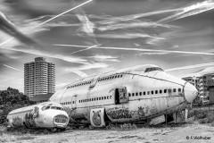 Franz Vielhuber - Jumbo-Jet ausgedient