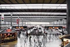 Heike Buchborn - Hauptbahnhof München